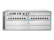 JL095A -- HPE Aruba 5406R 16-port SFP+ (No PSU) v3 zl2 - Switch - managed - 16 x 1 Gigabit / 10 Giga -- New