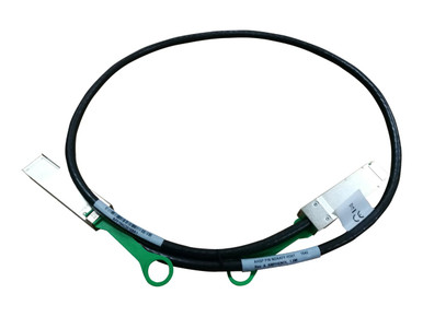 JL273A -- HPE X240 Direct Attach Copper Cable - 100GBase direct attach cable - QSFP28 (M) to QSFP28  -- New