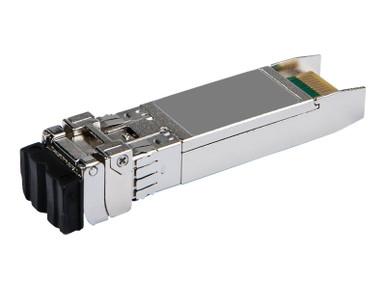 JL486A -- HPE Aruba - SFP28 transceiver module - 25 Gigabit LAN - 25GBase-LR - LC single-mode - up t -- New