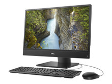 KR7CF -- Dell OptiPlex 5270 All In One - All-in-one - Core i5 9500 / 3 GHz - RAM 8 GB - HDD 500 GB - HD Graph