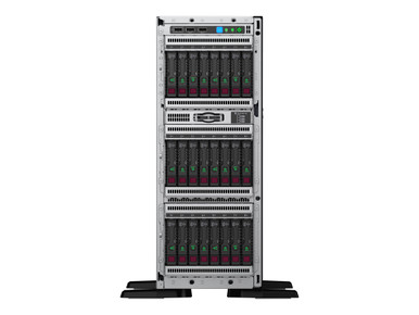 P11053-001 -- HPE ProLiant ML350 Gen10 High Performance - Server - tower - 4U - 2-way - 1 x Xeon Gold 52