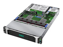 P16693-B21 -- HPE ProLiant DL385 Gen10 Solution - Server - rack-mountable - 2U - 2-way - 1 x EPYC 7452 / 2.35 GHz
