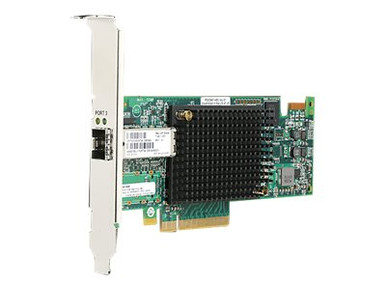 P9D93A -- HPE StoreFabric SN1100Q 16Gb Single Port - Host bus adapter - PCIe 3.0 low profile - 16Gb  -- New