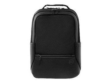 """PE-BP-15-20 -- Dell Premier Backpack 15 - Notebook carrying backpack - 15"""" - black with metal logo - for"""