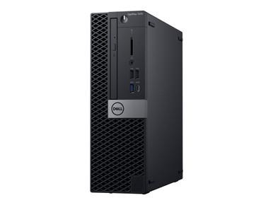 PMCVF -- Dell OptiPlex 7070 - SFF - Core i7 9700 / 3 GHz - vPro - RAM 8 GB - HDD 1 TB - DVD-Writer - UHD Grap