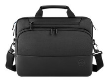 """PO-BC-15-20 -- Dell Pro Briefcase 15 - Notebook carrying case - 15"""" - black with HD Screen print logo - for Inspiro"""