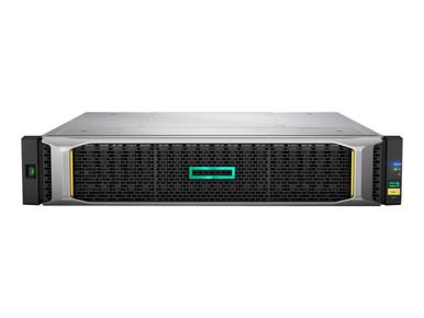 Q1J30A -- HPE Modular Smart Array 2052 SAS Dual Controller LFF Storage - Solid state / hard drive ar