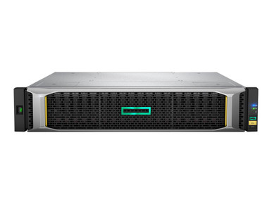 Q1J31A -- HPE Modular Smart Array 2052 SAS Dual Controller SFF Storage - Solid state / hard drive ar -- New