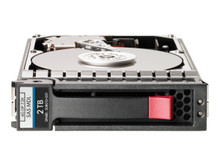 """Q2R41A -- HPE Enterprise - Hard drive - 2.4 TB - hot-swap - 2.5"""" SFF - SAS 12Gb/s - 10000 rpm - for Modular Sm"""