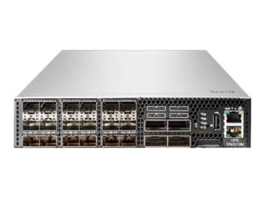 Q9E63A -- HPE StoreFabric SN2010M - Switch - L3 - managed - 4 x 100 Gigabit QSFP28 + 18 x 10 Gigabit