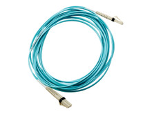 QK732A -- HPE PremierFlex - Network cable - LC multi-mode (M) to LC multi-mode (M) - 1 m - fiber opt -- New