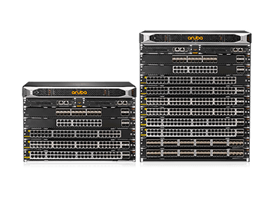 R0X27A -- HPE Aruba 6410 Switch Bundle - Switch - L4 - managed - front to back airflow - rack-mounta -- New