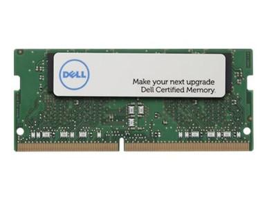 SNP821PJC/16G -- Dell - DDR4 - module - 16 GB - SO-DIMM 260-pin - 2400 MHz / PC4-19200 - 1.2 V - unbuffered