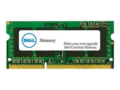 SNPNWMX1C/4G -- Dell - DDR3L - module - 4 GB - SO-DIMM 204-pin - 1600 MHz - 1.35 V - unbuffered - non-ECC