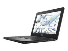 "TC6KM -- Dell Chromebook 3100 - Celeron N4000 / 1.1 GHz - Chrome OS - 4 GB RAM - 32 GB eMMC - 11.6"" TN 1366 x"