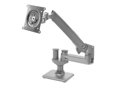 """W3Z73UT -- HP Hot Desk - Stand (stand base) - for LCD display / notebook - screen size: up to 32"""" - f"""