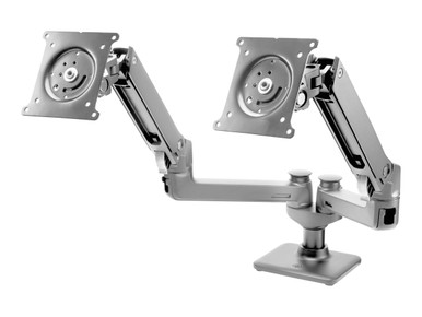 W3Z74UT -- HP Hot Desk 2nd Monitor Arm - Mounting component (monitor arm) - for LCD display / noteboo