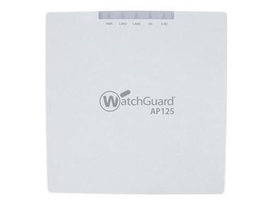 WGA15453 -- WatchGuard AP125 - Wireless access point - with 3 years Total Wi-Fi - GigE, 802.11ac Wave  -- New