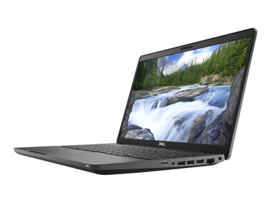 WMDJX -- Dell Latitude 5501 - Core i7 9850H / 2.6 GHz - vPro - Win 10 Pro 64-bit - 8 GB RAM - 256 GB SSD NVMe