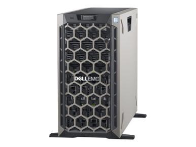 YKFTY -- Dell EMC PowerEdge T440 - Server - tower - 5U - 2-way - 2 x Xeon Silver 4208 / 2.1 GHz - R
