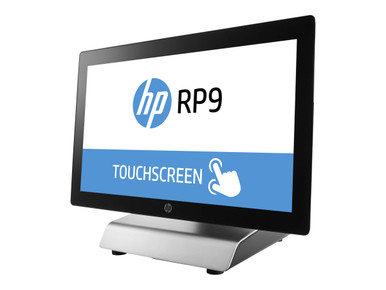 5NM33UT#ABA -- HP RP9 G1 Retail System 9018 - All-in-one - 1 x Core i3 6100 / 3.7 GHz - RAM 8 GB - SSD 12