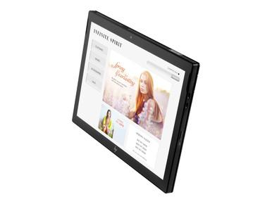5QK72UT#ABA -- HP Engage Go Mobile - Tablet - Core m3 7Y30 / 1 GHz - Win 10 Pro 64-bit - 4 GB RAM - 128 G