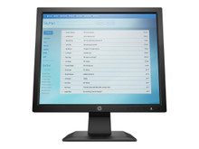 """5RD64A8#ABA -- HP P174 - LED monitor - 17"""" (17"""" viewable) - 1280 x 1024 @ 60 Hz - 250 cd/m² - 1000:1 - 5  -- New"""