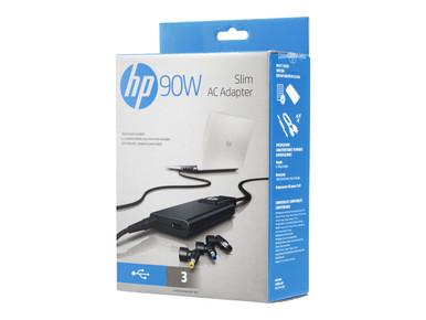 H6Y83UT#ABA -- HP Slim - Power adapter - 90 Watt - United States - Smart Buy - for HP 250 G2; EliteBook 1040 G3; Pr