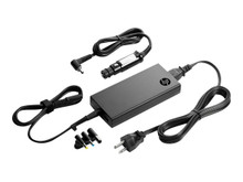 H6Y84UT#ABA -- HP Slim Combo Adapter with USB - Power adapter - AC / car - AC 90-264 V - 90 Watt - United States -