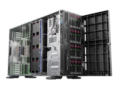 835850-S01 -- HPE ProLiant ML350 Gen9 - Server - tower - 5U - 2-way - 1 x Xeon E5-2609V4 / 1.7 GHz - RAM 8 GB - SA