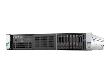 850517-S01 -- HPE ProLiant DL380 Gen9 - Server - rack-mountable - 2U - 2-way - 1 x Xeon E5-2609V4 / 1.7