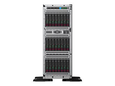 P04674-S01 -- HPE ProLiant ML350 Gen10 Solution - Server - tower - 4U - 2-way - 1 x Xeon Silver 4110 / 2