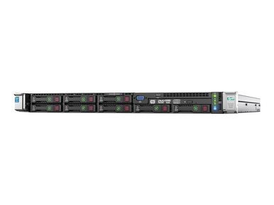 755262-B21  -- HP ProLiant DL360 Gen9 E5- 2630v3 1P 16GB-R P440ar 500W PS Base SAS Server