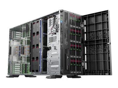 765821-001 -- HPE ProLiant ML350 Gen9 2xE5-2630v3 2P 32GB-R P440ar 8SFF 2x800W PS ES Rack Server