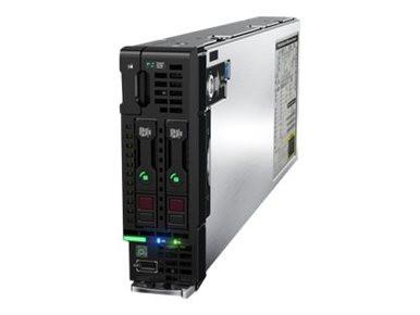 813195-B21 -- HPE ProLiant BL460c Gen9 E5-2650v4 2P 64GB-R Server