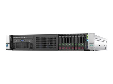 850518-S01 -- HPE PROLIANT DL380 GEN9 E5-2643V4 1P 32GB-R P440AR 8SFF 500W PS SERVER/SB