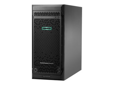 P21439-001 -- HPE ProLiant ML110 Gen10 - Server - tower - 4.5U - 1-way - 1 x Xeon Bronze 3206R / 1.9 GHz -- New