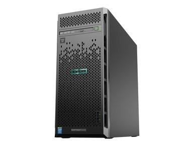 838503-001 -- HPE ProLiant ML110 Gen9 Base - Server - tower - 4.5U - 1-way - 1 x Xeon E5-2620V4 / 2.1 GH -- New
