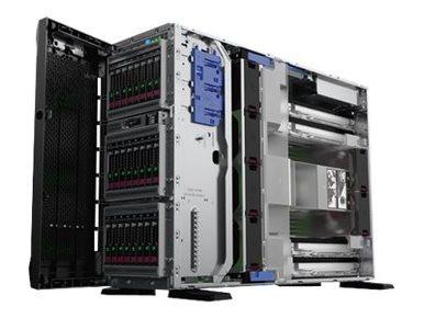 P21786-001 -- HPE ProLiant ML350 Gen10 Entry - Server - tower - 4U - 2-way - 1 x Xeon Bronze 3206R / 1.9 -- New