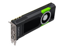 P8Y47A -- NVIDIA Quadro M6000 - Graphics card - Quadro M6000 - 24 GB GDDR5 - PCIe 3.0 x16 - DVI, 4 x -- New