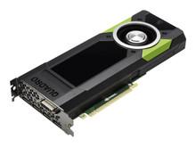 M9R60A -- NVIDIA Quadro M5000 - Graphics card - Quadro M5000 - 8 GB GDDR5 - PCIe 3.0 x16 - DVI, 4 x DisplayPor