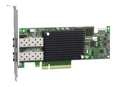 QW971A -- HPE StoreFabric SN1000Q 16Gb Single Port - Host bus adapter - PCIe 3.0 x4 low profile - 16 -- New