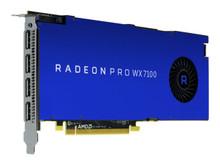 Q1K37A -- AMD Radeon Pro WX7100 - Graphics card - Radeon Pro WX 7100 - 8 GB GDDR5 - PCIe 3.0 x16 - 4 x Display