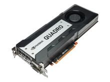 730874-B21 -- NVIDIA Quadro K6000 - Graphics card - Quadro K6000 - 12 GB GDDR5 - PCIe 3.0 x16 - 2 x DVI, 2 x Displ