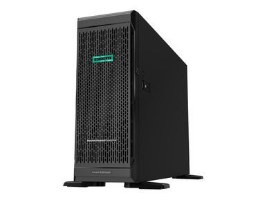 877627-B21 -- HPE ProLiant ML350 Gen10 - Server - rack-mountable - 5U - 2-way - no CPU - RAM 0 GB - SATA -- New