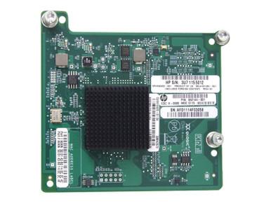 651281-B21 -- HPE QMH2572 - Host bus adapter - PCIe 2.0 x4 - 2Gb Fibre Channel, 4Gb Fibre Channel, 8Gb F -- New