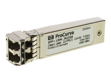 J9151A -- HPE - SFP+ transceiver module - 10 GigE - 10GBase-LR - LC/UPC single-mode - up to 6.2 mile -- New