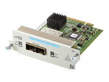 J9731A -- HPE - Expansion module - 2 ports -- New