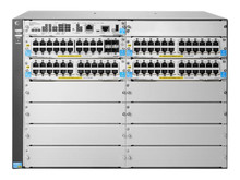 J9826A -- HPE Aruba 5412R-92G-PoE+/4SFP v2 zl2 - Switch - managed - 92 x 10/100/1000 (PoE+) + 2 x 10 -- New