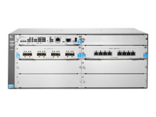 J9868A -- Aruba 5406R-8XGT/8SFP+ v2 zl2 - Switch - managed - 8 x 10GBase-T + 8 x 10 Gigabit SFP+ - r -- New